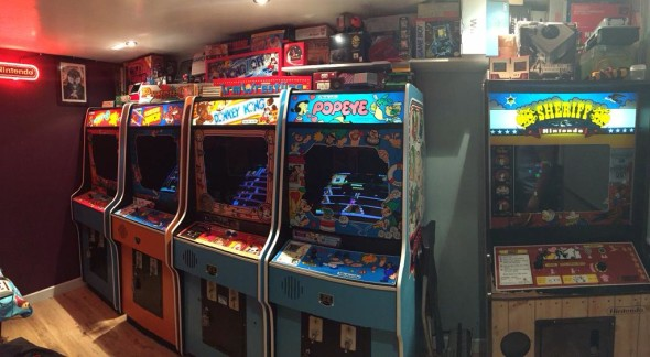 The Arcade Era