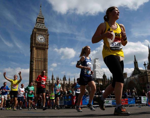 A Marathon Event