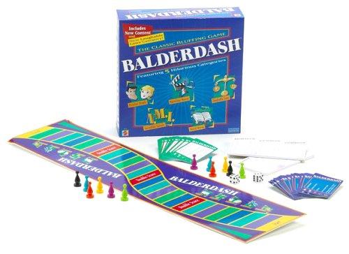 Total Balderdash!