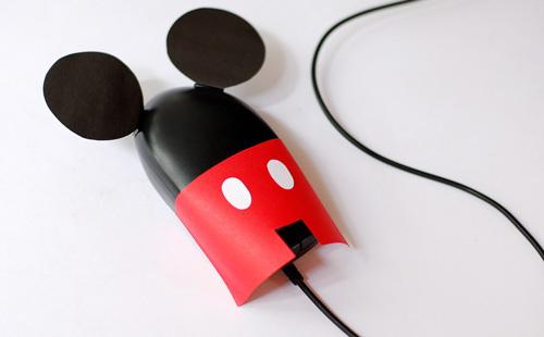 English Language – a mouse potato